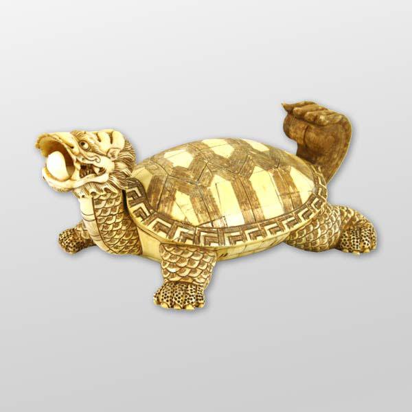 Статуэтка Черепаха с головой дракона