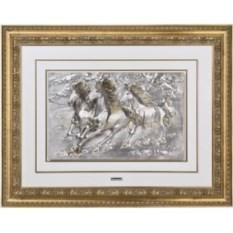 Картина Valenti Бегущие кони