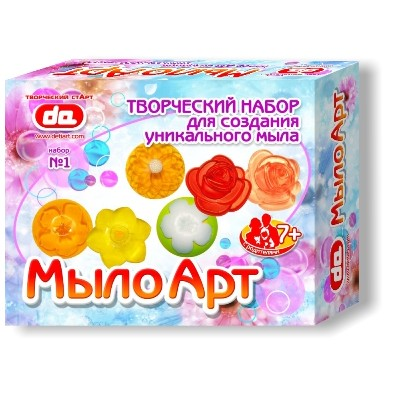 Набор МылоАрт «Цветы»