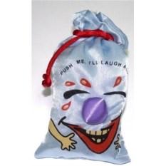 Голубой мешок со смехом