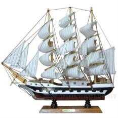 Модель корабля Confection (длина 45 см)