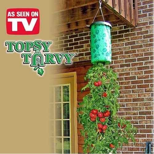 Плантатор помидоров Topsy Turvy Tomato Planter