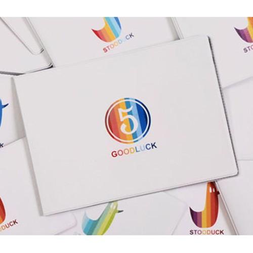 Обложка для зачётной книжки Goodluck