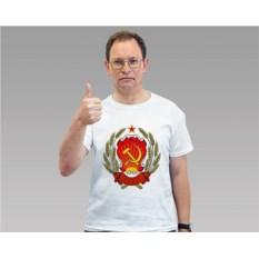 Футболка «Герб РСФСР»