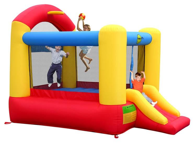 Детский надувной батут Высокий прыжок