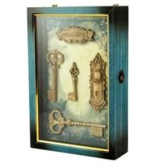 Голубая ключница Ключики