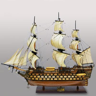 Парусник HMS VICTORY-100