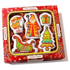 Волшебное печенье «Новогодний подарок»