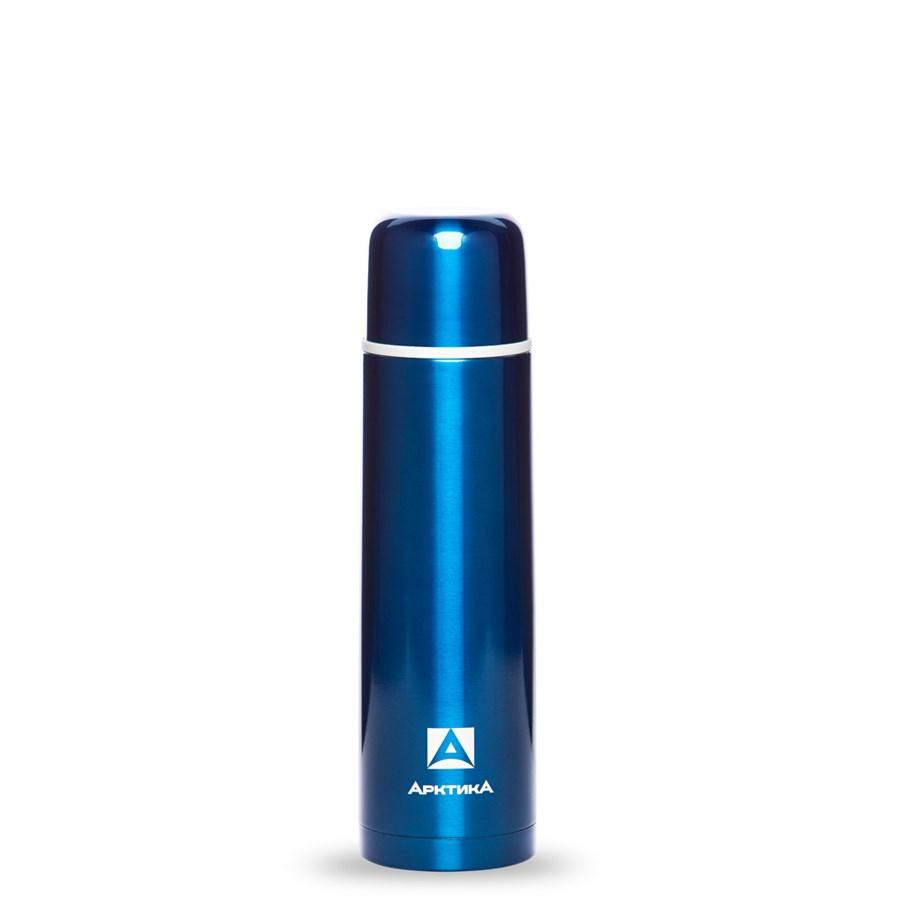 Вакуумный бытовой термос для напитков «Арктика» на 1 л