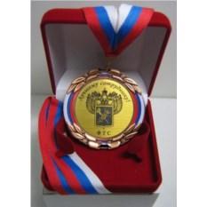 Медаль ФТС