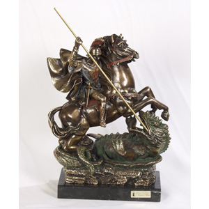 Фигура «Георгий Победоносец»