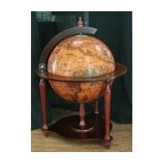 Глобус-бар Земля Короля Оскара