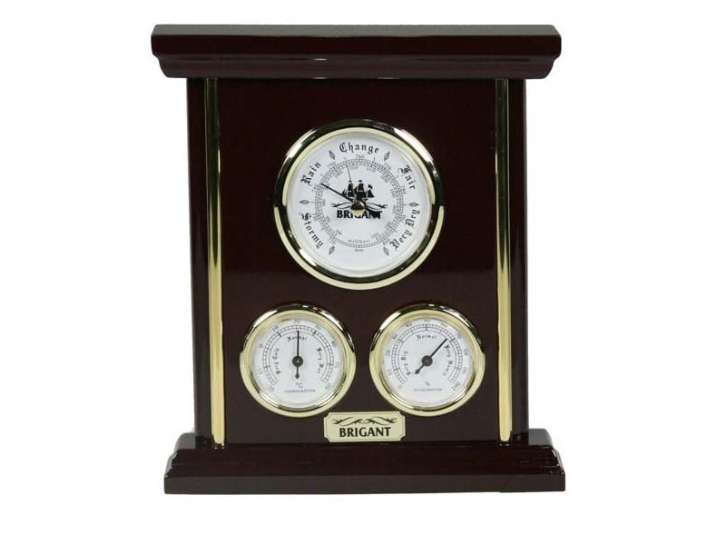 Метеостанция Brigant - барометр, термометр, гигрометр