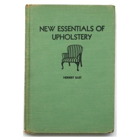 Herbert Bas «Новые способы обивки мебели»