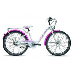 Детский велосипед Scool chiX pro 24 3sp (2015)