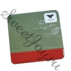 Коврик для мышки Butterfly Letter Green