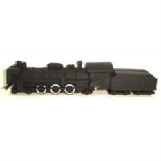 Флешка Поезд черный