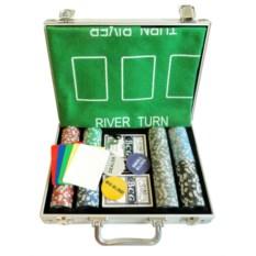 Набор для покера на 200 фишек Royal Flush Plus