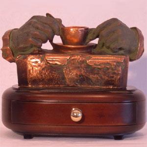 Сувенир со шкатулкой «Визави»