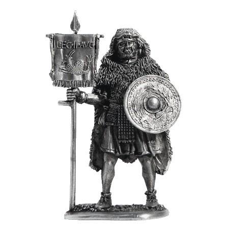 Оловянный солдатик Римский вексилларий, 1 век н.э.
