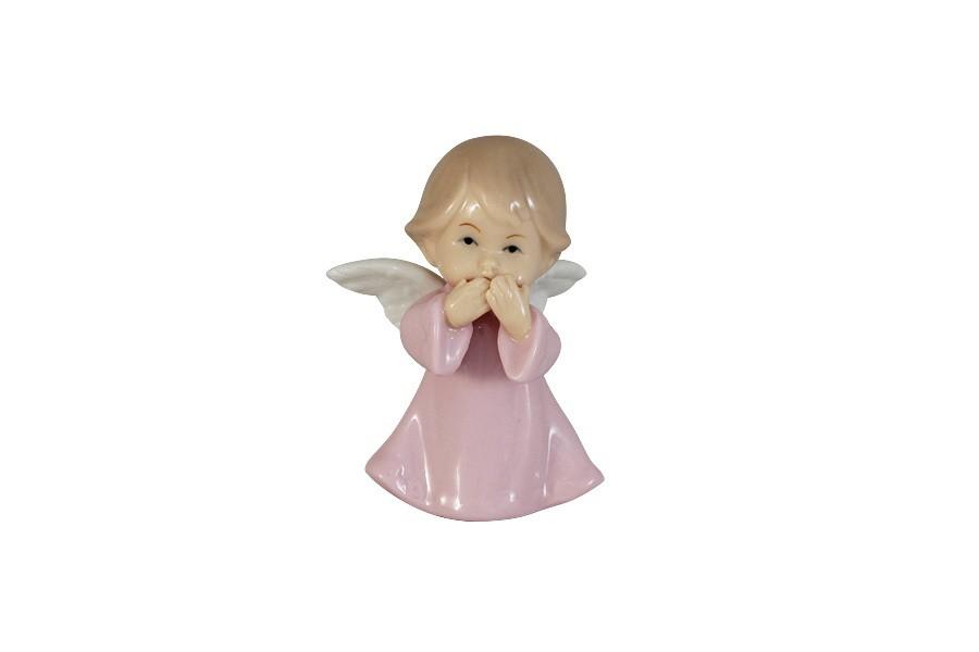 Статуэтка Ангелочек – ничего не скажу Navel