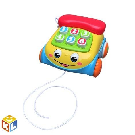 Игрушка-каталка Playgo Телефон