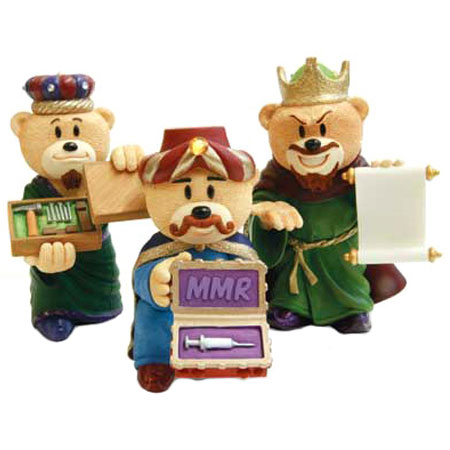 Рождественский набор - Three Kings