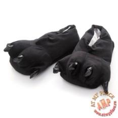 Тапочки Черные лапы