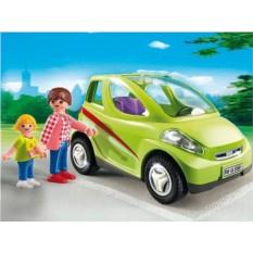 Конструктор Плеймобил Детский сад. Городской автомобиль