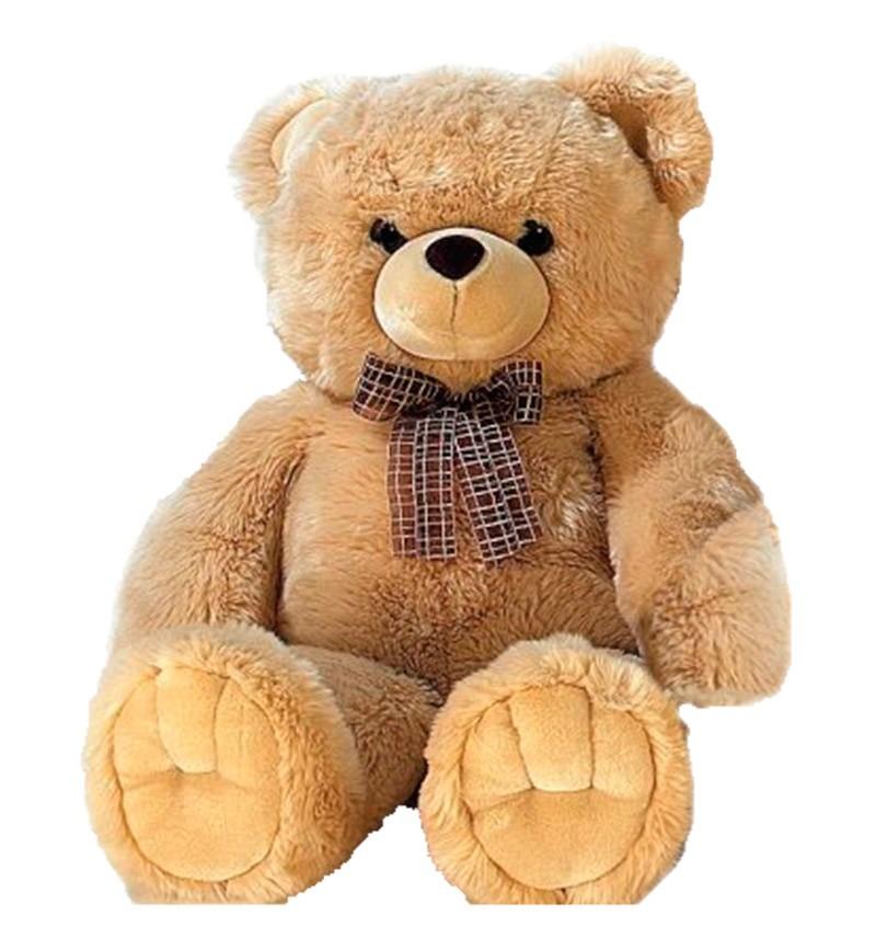 Мягкая игрушка Aurora Медведь с бантом2