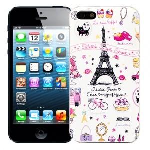 Чехол для iPhone 5/5s J'adore Paris