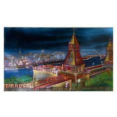 Картина из кристаллов Swarovski «Старая Москва»