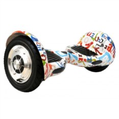 Гироскутер Smart Balance Wheel SUV Граффити с мазками