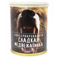 Сладкие консервы Сладкая медвежатинка