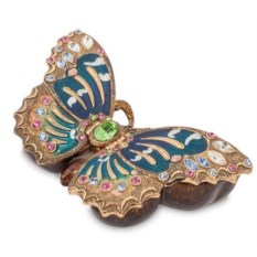 Ювелирная шкатулка Бабочка