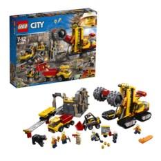 Конструктор Lego City Шахта