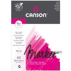 Склейка для маркеров формата А3 Canson Marker Layout