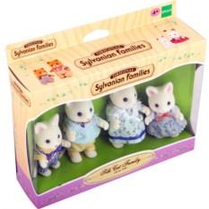 Детский игровой набор Sylvanian Families Семья кошек