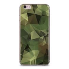 Силиконовый чехол для Apple iPhone 6/6S Plus Камуфляж