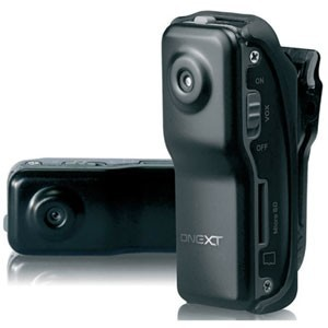 Мини видеокамера с микрофоном