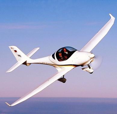 Обзорный полет на Aquila A 210 (20 мин)