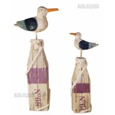 Декоративные чайки (2 штуки)