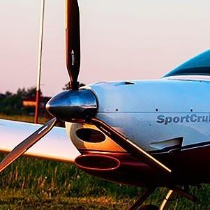 Купон Полет на самолете Sport Cruiser над Подмосковьем