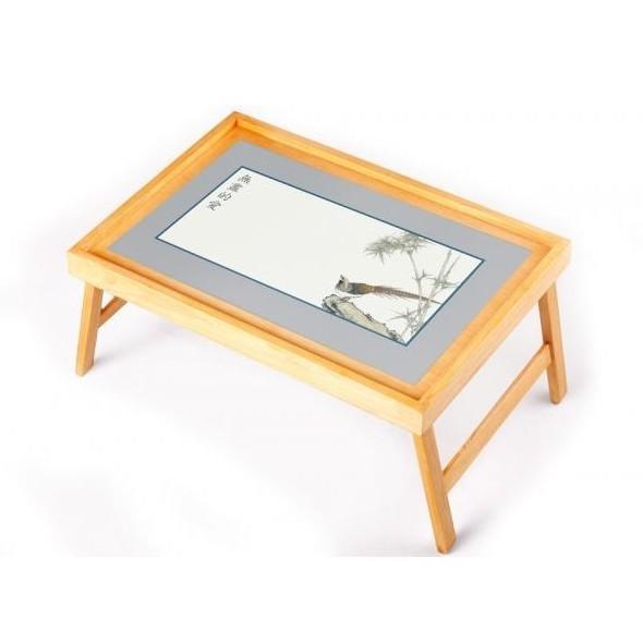 Столик для завтрака в постель «Бесконечная любовь»