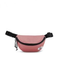 Малая розовая поясная сумка Якорь