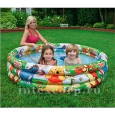 Надувной бассейн в стиле Disney Винни Пух