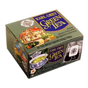 Чай зеленый Earl Grey