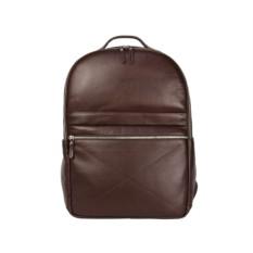 Коричневый кожаный рюкзак Ray Button Berlin