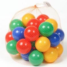Игрушка пластмассовая Шары для сухого бассейна