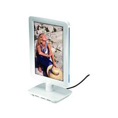 USB разветвитель на 3 порта с фоторамкой 10х15 см